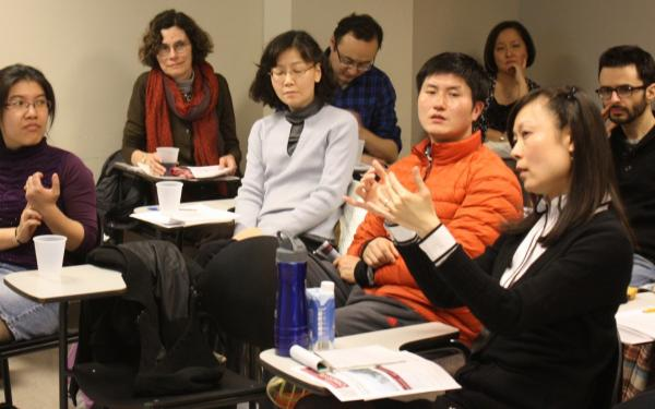 Institute for Chinese Studies Graduate Forum