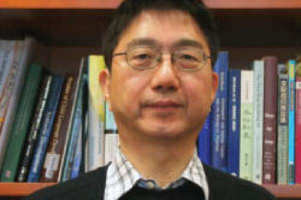 Professor Thomas Hun-Tak Lee graphic