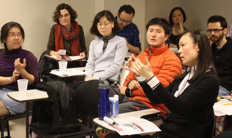Institute for Chinese Studies Graduate Forum
